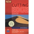 New Cutting Edge Elementary with CD-ROM and Workbook