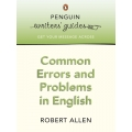 Common Errors and Problems in English