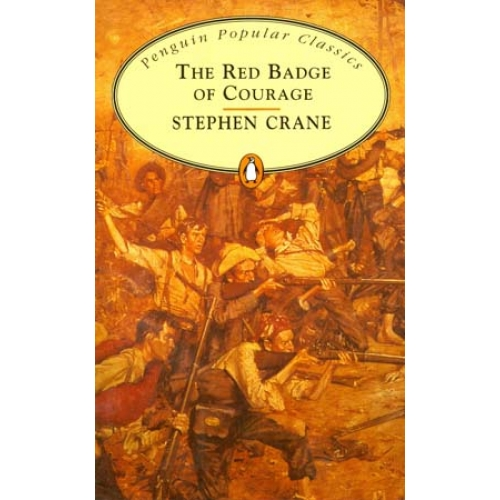 the red badge of courage essay paper Thesis statement: the red badge of courage by stephen crane exhibits how the desensitizing, dehumanizing, and depressing experience of war is more so mentally harmful, than it is physically harmful iintroduction iiwar is seen as the universal sign of manhood.